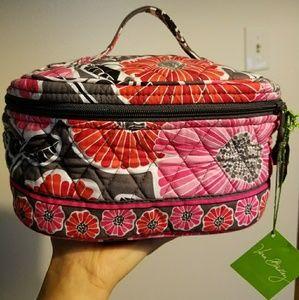 Vera Bradley medium cloth cosmetic bag